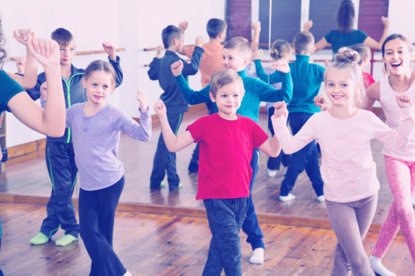 Dance Classes and How They're Good for Your Child