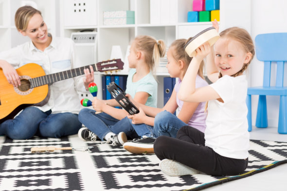 The Benefits of Learning a Musical Instrument
